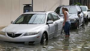 عاصفة نادرة تجتاح ولاية أوريجون الأمريكية