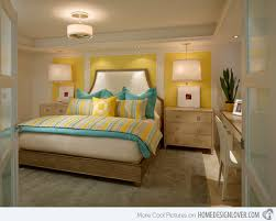 yellow and gray bedroom:  yellow and gray bedroom decor photo