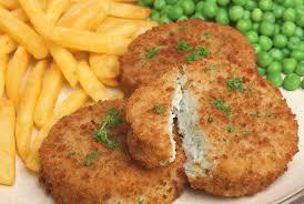 Resultado de imagen de hamburguesas de pescado