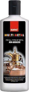 <b>Sano Multi Metal Средство</b> для металлических изделий (330 мл ...