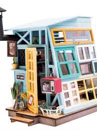 <b>Набор для изготовления</b> игрушки ТМ Цветной Деревянная хижина