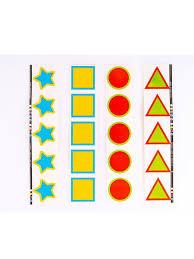 <b>Мягкая пирамидка стаканчики</b> с наклейками Дидактика <b>KNOPA</b> ...