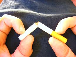 [Isabel Rangel Baron]: Quit smoking
