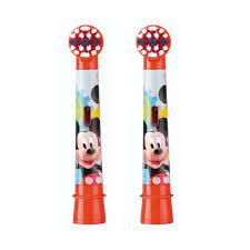 <b>Насадка для</b> зубных щеток <b>Braun</b> Oral-B Stages Kids EB 10-2 Mickey