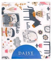 Купить Многоразовые <b>пеленки Daisy фланель</b> 75x120 <b>лошадки</b> ...