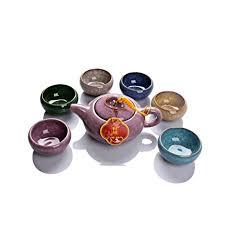 Dehua Porcelain Ice Crack Glaze Ceramic <b>Kung</b> Fu Tea <b>Set</b> Tea ...