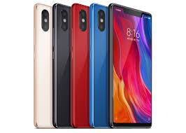 Xiaomi представила новую серию смартфонов Mi 8