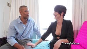 Pervert Porn Movies Vicki Powell Porn Star Ebony guy having fun with a hot tranny