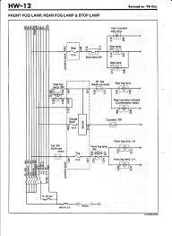 wiring diagram terios fog lights daihatsu drivers club uk wiring diagram terios fog lights