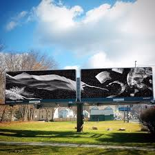 carbon a minor matters book by charles lindsay air preview of the carbon billboard that will be at massmoca spring 2016