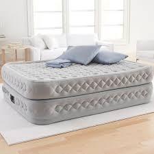 <b>Кровать Intex</b> Supreme Air-flow со встроенным насосом ...