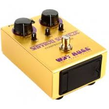 <b>Педаль Dunlop WHE103 Saffron</b> Squeeze Compressor