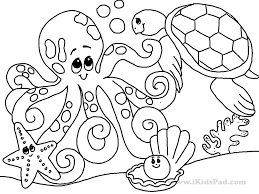 Small Picture Emejing Under The Sea Coloring Pages Pictures Coloring Page