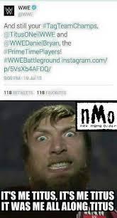 WWE Twitter Botch – Gutbuster Wrestling Gutbuster Wrestling via Relatably.com