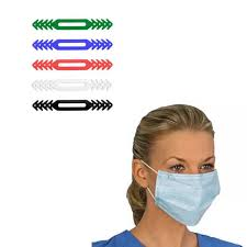ZHAN Lot of 5 Ear Saver Tension Release <b>Band</b> Relief Adjustable ...