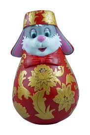<b>Матрешка Mister Christmas</b> арт ZKM-03/W19111506298 купить в ...