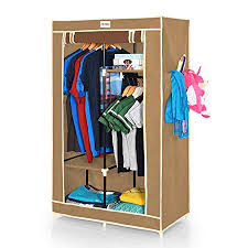 FOLDDON 225 <b>Dual</b> Color Foldable Wardrobe Single Door / 4 ...