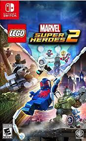 LEGO Marvel Superheroes 2 - Nintendo Switch: Whv ... - Amazon.com