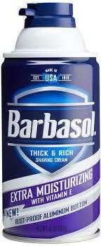 <b>Крем</b>-пена для <b>бритья</b> Barbasol Extra Moisturizing <b>Shaving Cream</b> ...