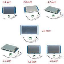 "Details about <b>Nextion</b> Basic 2.4"" 2.8"" 3.2"" 3.5"" 4.3"" 5"" <b>7</b>"" HMI LCD ..."