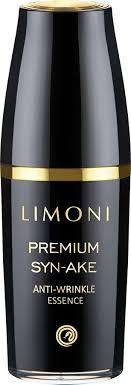 <b>Эссенция антивозрастная</b> со змеиным ядом Limoni Premium Syn ...