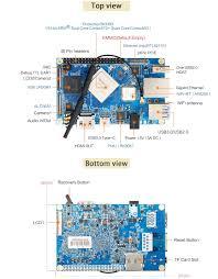 <b>Orange Pi</b> 4 - <b>мини</b>-<b>ПК</b> на RK3399 с 4 Гб LPDDR4 - MicroPi