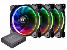 <b>Вентилятор Fan</b> Rev RGB <b>120mm</b> 4713105960969 - Чижик