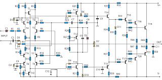 high power audio amplifier w   power amplifier  w power amplifier