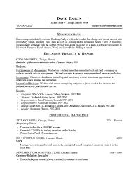 students resume format sample  seangarrette costudents resume format