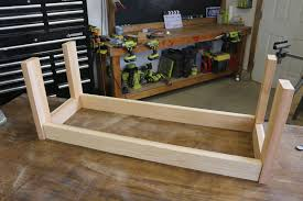 layout boards cedar bench plans