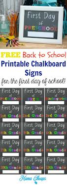 images about grandkids chalkboard pictures back to school printable chalkboard signs more printables on