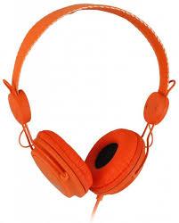 <b>Наушники полноразмерные SmartBuy Toxic</b>, SBE-9110, оранжевый