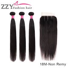 ZZY Fashion Loose <b>Deep Wave Bundles</b> Human <b>Hair Bundles</b> 4 ...