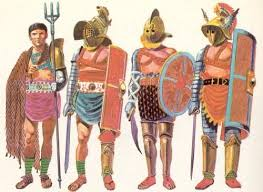 Image result for gladiator types with pictures