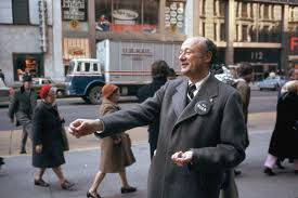 Ed Koch: New York's Highly Quotable Mayor - Metropolis - WSJ via Relatably.com