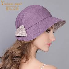 <b>Charles Perra</b> Summer Female <b>Bucket Hats</b> New Sunscreen Visor ...