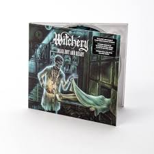 <b>WITCHERY</b> | <b>Dead</b>, <b>hot</b> & ready (Re-issue 2020) - Nuclear Blast