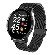 W8 Sports Smart Watch 1.3 Inch Full Touch Screen Men Women ...