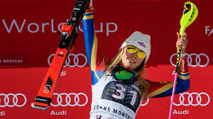 Mikaela Shiffrin wins Alpine combined to solidify World Cup overall ...