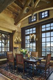 style dining room paradise valley arizona love: rustic dining room  rustic dining room