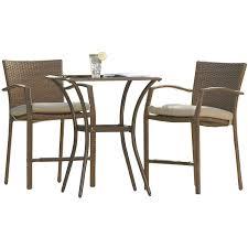 wicker steel piece bistro set alexandria balcony set high quality patio furniture