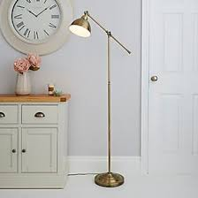 <b>Floor Lamps</b>   Tripod & Standard Lamps   Dunelm