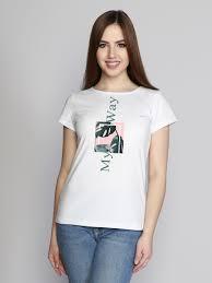 Марго <b>Футболка женская Style</b> Margo 12891312 в интернет ...