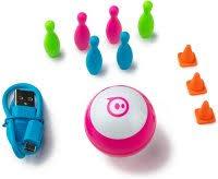 Купить <b>радиоуправляемую</b> модель <b>Sphero Mini</b> Pink (M001PRW ...
