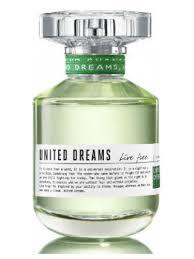 <b>United</b> Dreams Live Free Benetton аромат — аромат для женщин ...