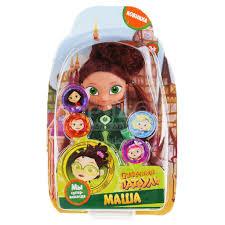 <b>Игра детская Кукла Сказочный</b> патруль Маша SP20-15-M-RU-BL ...