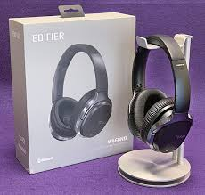 <b>Edifier W860NB Bluetooth</b> Active Noise Canceling headphone review