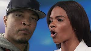 T.I. Asks Candace Owens When Was America Great at REVOLT TV ...
