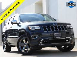 Certified 2018 Jeep Grand Cherokee for Sale in Fort Worth, TX ...