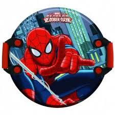 <b>Ледянка</b> Человек-паук <b>54</b> см 1Toy, цвет синий, артикул 682620 ...